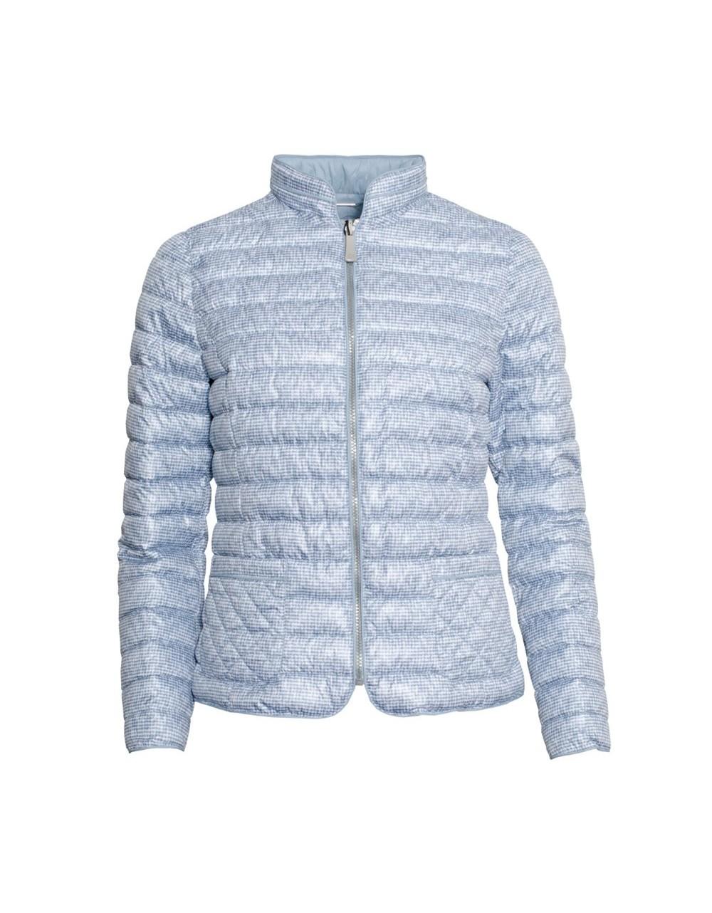 Lebek Reversible Light Quilted Jacket Outerwear Irish Handcrafts -1
