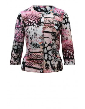 Barbara Lebek City Jacket New Season 78160019 54 Irish Handcrafts