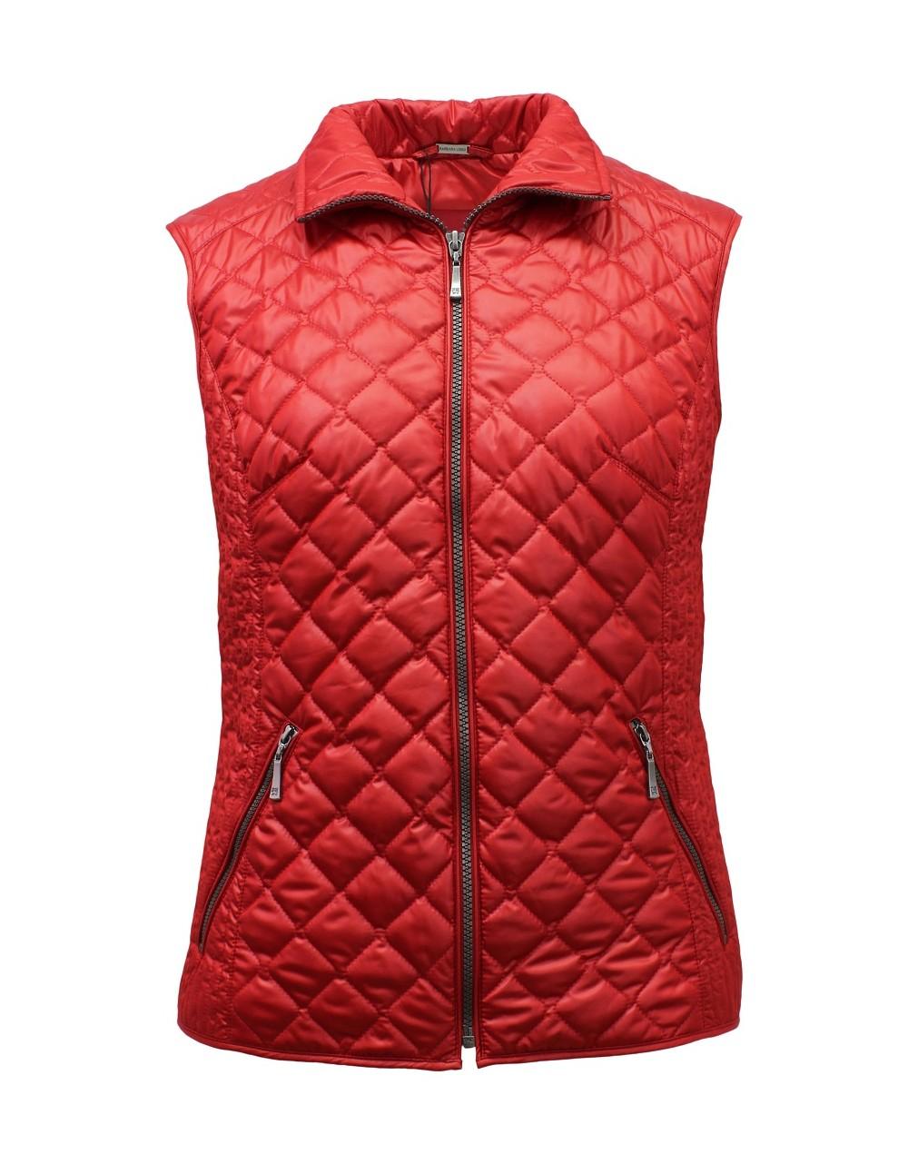 Barbara Lebek Gilet Outerwear Jackets and Gilets Irish Handcrafts -1