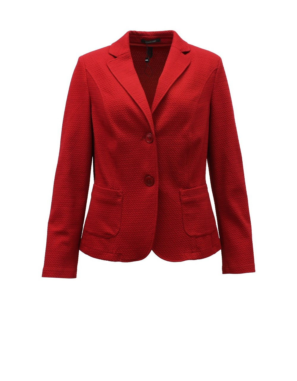 Barbara Lebek Cotton Rich Blazer New Season Irish Handcrafts -1