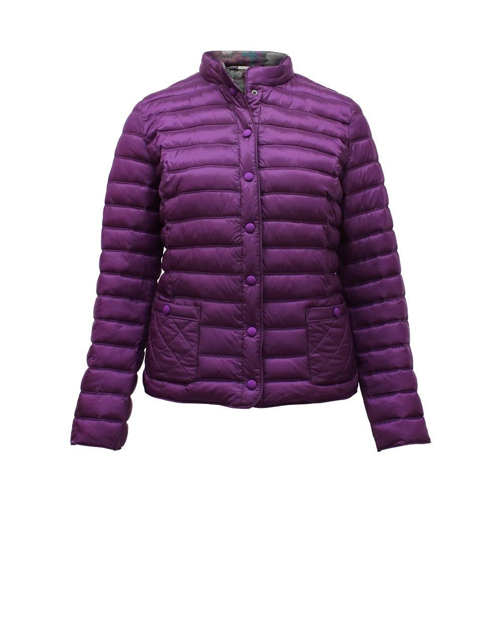 Barbara Lebek Reversible Quilted Jacket|Jackets and Gilets|Irish Handcrafts -1