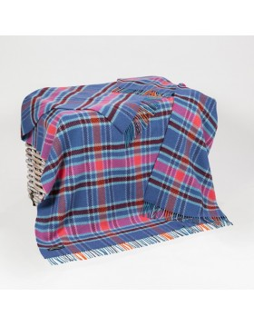 Merino Cashmere Throw 1454|Irish Made Throws|Irish Handcrafts -1