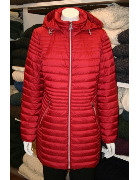 Lebek Quilted Jacket with Detachable Hood|Lebek Outerwear|Irish Handcrafts -1