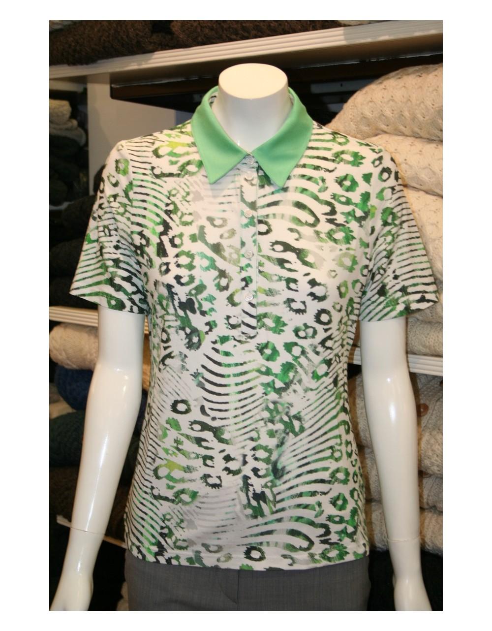 Lebek Peppermint Shirt|Lebek Tops|57030002|Irish Handcrafts -1