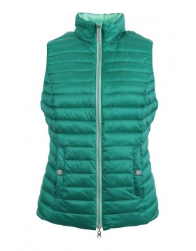 Barbara Lebek Reversible Peppermint Gilet|Outerwear|Jackets and Gilets|Irish Handcrafts