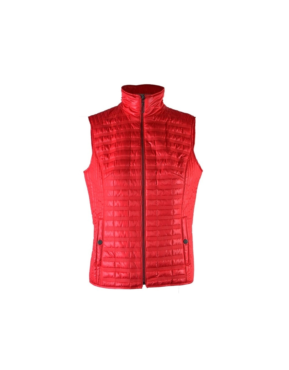 Lebek Quilted Gilet|Lebek Womens Outerwear|50970002|Irish Handcrafts -1