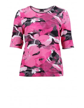Barbara Lebek Pink Lady|Lebek|Tops Blouses & Accessories|Irish Handcrafts