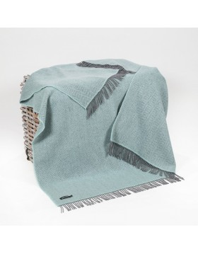 Merino Cashmere Throw Ref 1423|John Hanly Throws|Irish Handcrafts