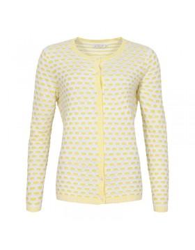 Micha Summer Cotton Knit Cardigan Micha Clothing Irish Handcrafts 1