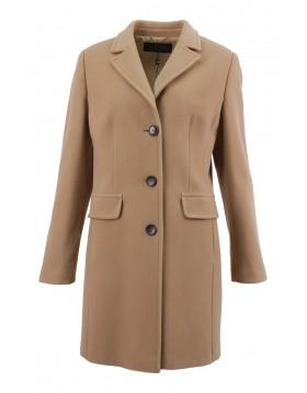 Lebek Camel Wool Rich Coat|10010002|Lebek Outerwear|Irish Handcrafts