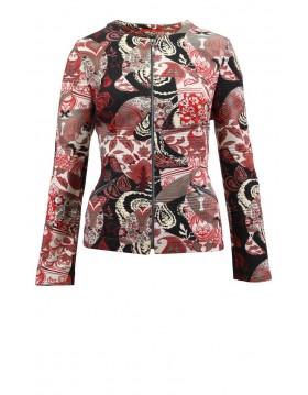 Paisley Lebek Blazer Jacket|Barbara Lebek Fashions |Irish Handcrafts 2