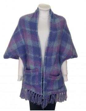 Donegal Design Mohair Pocket Wrap|Mohair Pocket Wraps|Irish Handcrafts 1
