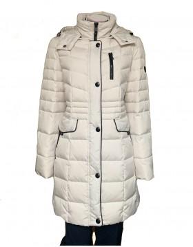 Lebek Duvet Hooded Coat| Lebek Outerwear| Irish Handcraft 1