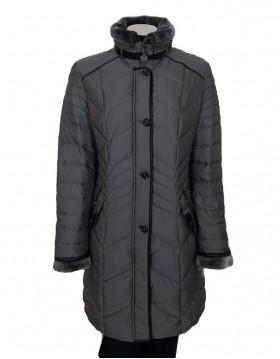 Lebek Winter Down Coat|Barbara Lebek|Outerwear|Irish Handcrafts 1