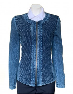 Denim Jacket|Denim Outwear|Irish Handcrafts 1