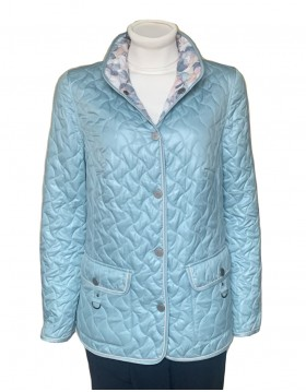 Lebek Quilted Reversible Jacket|Womens Outerwear|Irish Handcrafts 2