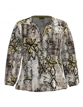 Summer Top By Barbara Lebek|77230012|Lebek Clothing|Irish Handcrafts