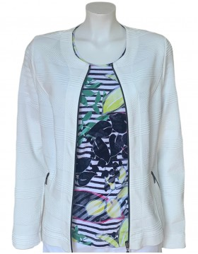 Lebek Cotton Rich Fashion Jacket Outerwear 56330002 Irish Handcrafts -1