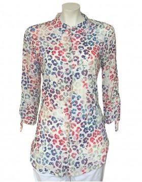 Barbara Lebek Summer Pattern shirt|Barbara Lebek clothing 1