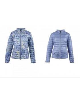 Lebek Reversible Jacket Blue Paisley Print|New Season Lebek|Irish Handcrafts 1
