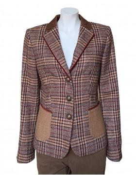 Rofa Moden Classic Tweed Jacket Rofa Fashions Irish handcrafts 1