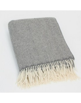 Merino Cashmere Throw Ref 1474|Irish Made Throws|Irish Handcrafts