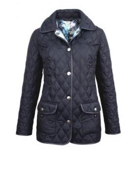 Lebek Reversible Quilted Jacket Barbara Lebek Outerwear Irish Handcrafts -1