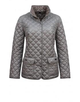 Lebek Reversible Quilted Jacket|Coats & Jacket|Irish Handcrafts -1