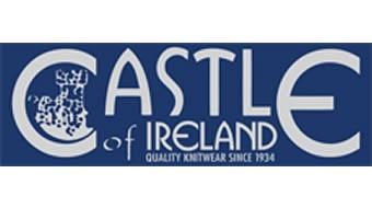 0e03da3f626 Castle of Ireland Sea Green Baby Cable Cardigan