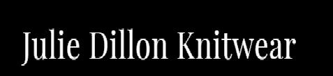 Julie Dillon Knitwear